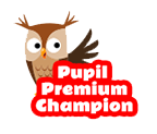 pupil premium champion